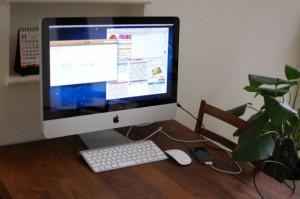 iMacを購入