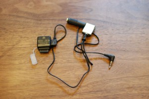携帯電話の通話をICレコーダーで録音