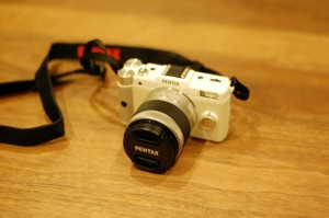 PENTAX デジタル一眼カメラ Q ダブルレンズキット