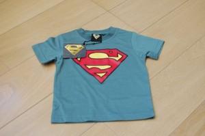 スーパーマンTシャツ